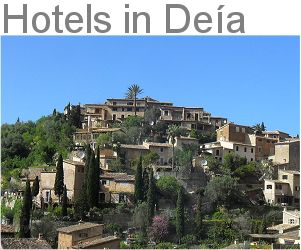 Hotels in Deia