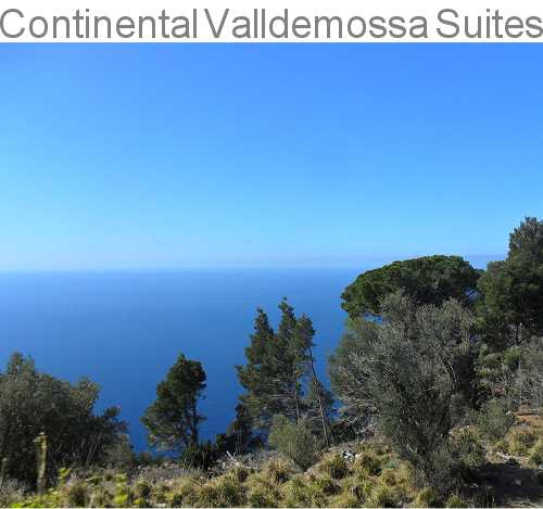 Continental Valldemossa Suites