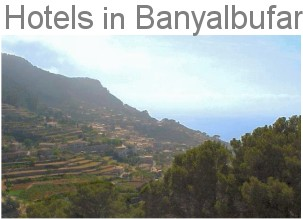 Hotels in Banyalbufar