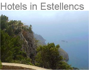 Hotels in Estellencs