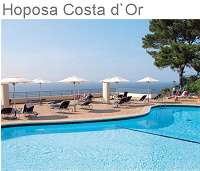 Hotel Costa dor in Deia