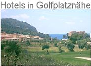 Hotels in Golfplatznähe