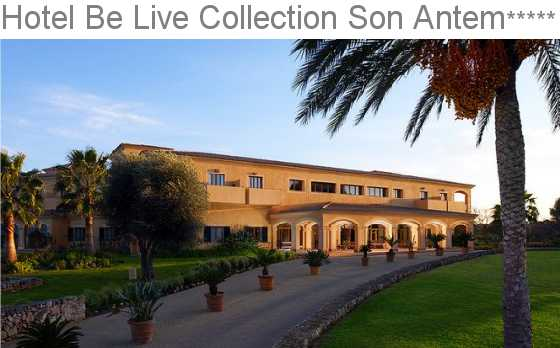 Hotel Be Live Collection Son Antem