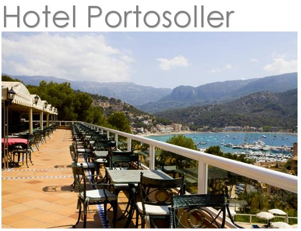 hotel porto soller in port soller auf mallorca. Black Bedroom Furniture Sets. Home Design Ideas