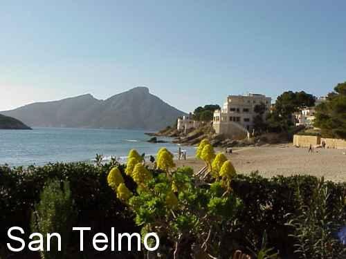 San Telmo / Sant Elm auf Mallorca