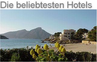 Die beliebtesten Hotels unserer Kunden