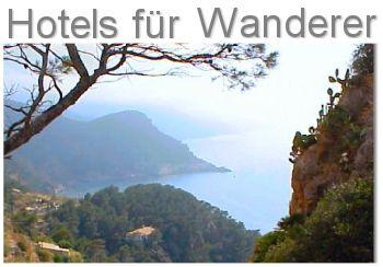 Hotels für Wanderer